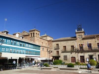 Motilla del Azuer-Corral de Almagro;maillo almaden sierra de guara venta marcelino villar